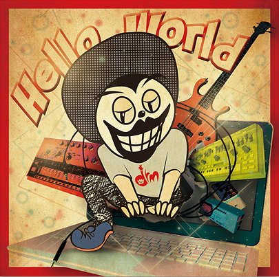 drm「Hello World」